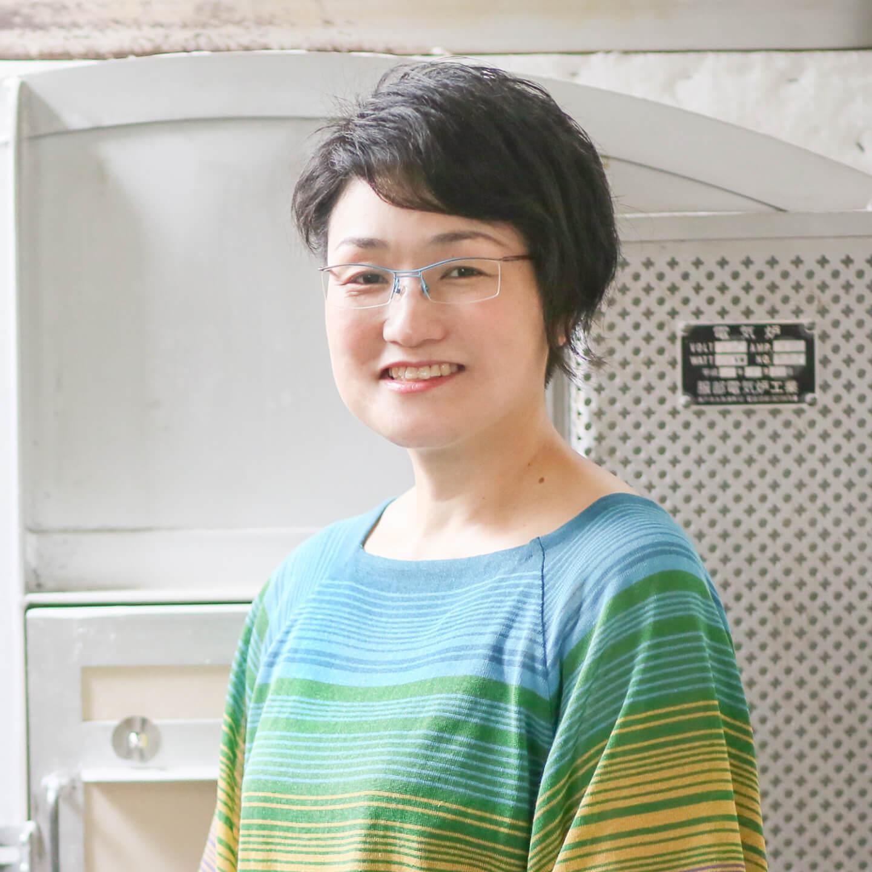 Ishida Glass Studio 作家 石田 ちさと
