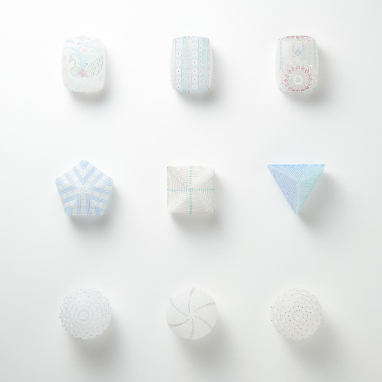Ishida Glass Studio 作品 石田 ちさと